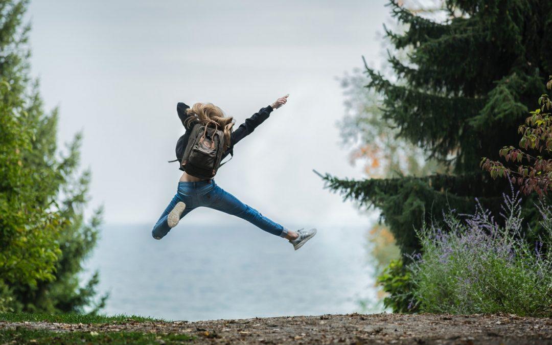 Fear can be fun!