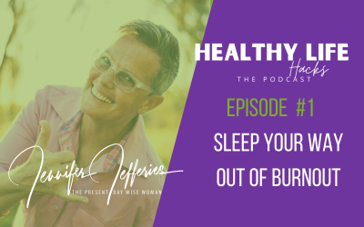 #1. Sleep Your Way Out Of Burnout