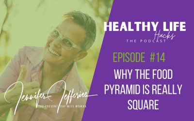 #14. Why the food pyramid is really square
