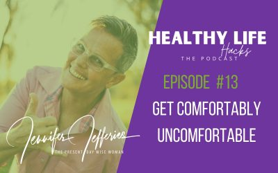#13. Get comfortably uncomfortable