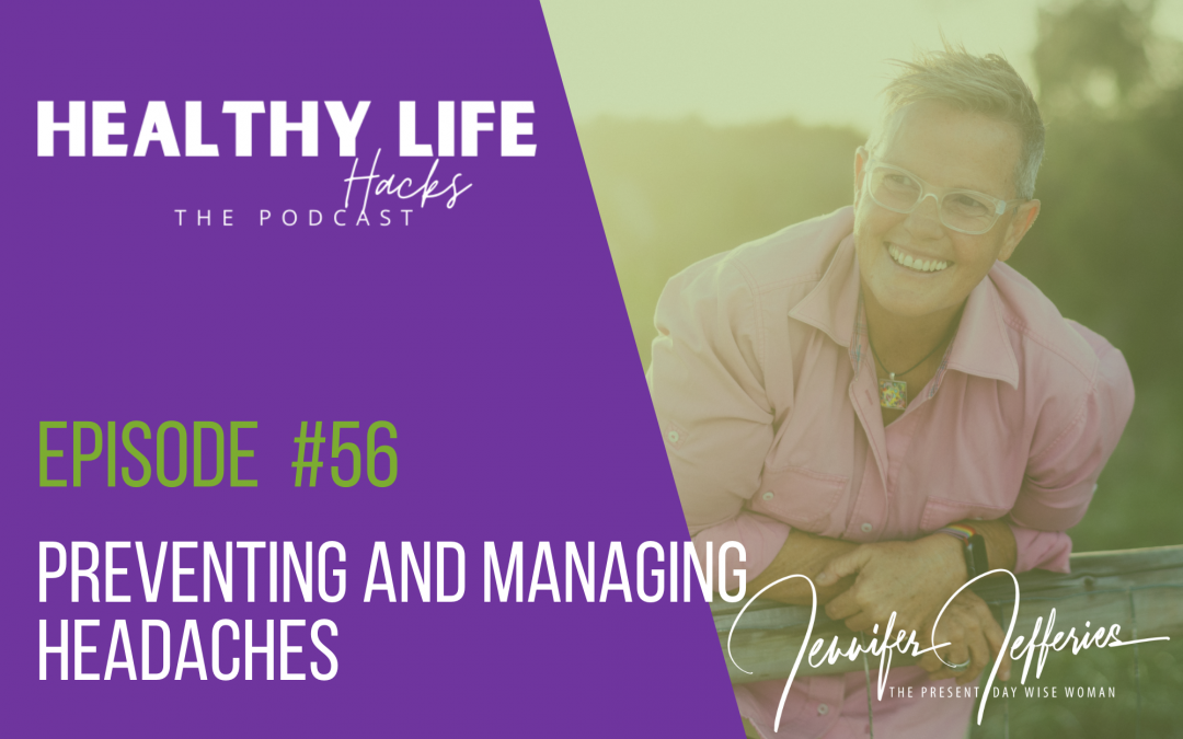 #56. Preventing and managing headaches
