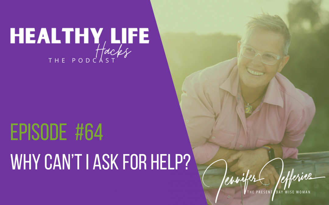 #64. Why can't I ask for help?