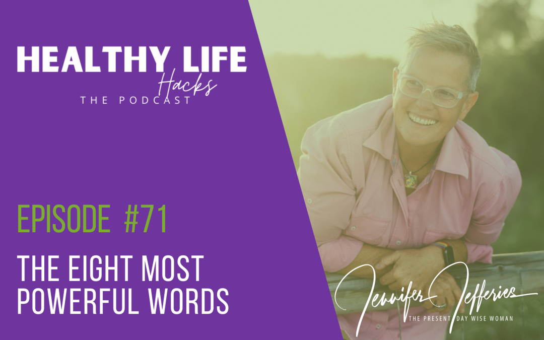#71. The eight most powerful words